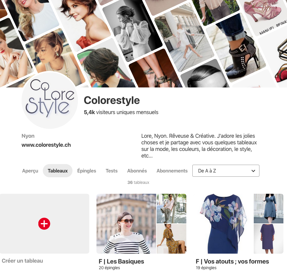 MA SELECTION PINTEREST